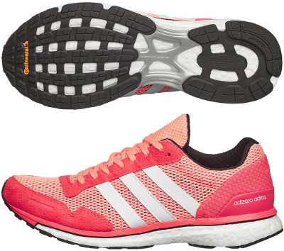 san francisco 591b5 4d8b8 Adidas Adizero Adios Boost 3 for women in the UK  price offers, reviews and  alternatives   FortSu UK