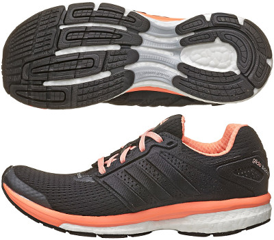 e6d9379e6 Adidas Supernova Glide Boost 7 for women in the UK  price offers ...