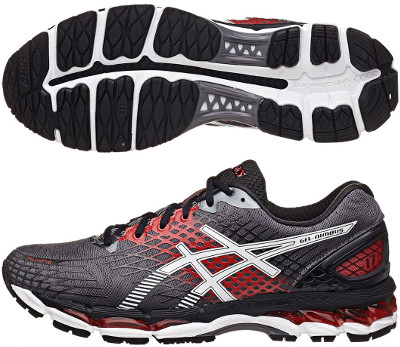 énorme réduction b1adc f312a Asics Gel Nimbus 17 for men in the UK: price offers, reviews ...