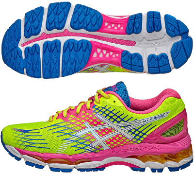 le dernier 5d014 c636a Asics Gel Nimbus 17 for women in the UK: price offers ...