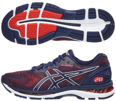 Asics Gel Nimbus 20 for men in the UK  price offers ed91c33657701