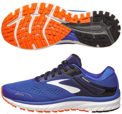 e52e862e6f788 Brooks Adrenaline GTS 18. Brooks Adrenaline GTS 18 are stability cushioned running  shoes.