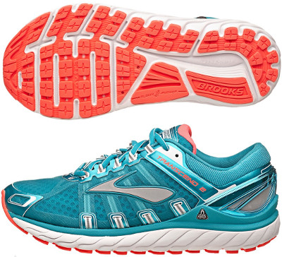 85076f4c365 Brooks Transcend 2 for women in the UK  price offers