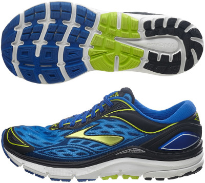 official photos 784a9 bf399 Brooks Transcend 3