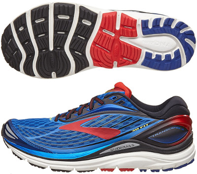 2c2f0b2ae5063 Brooks Transcend 4 for men in the UK  price offers