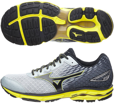 online store af709 05429 Mizuno Wave Rider 19 for men in the UK: price offers ...