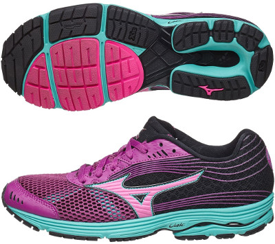 6ffc3a53f59d Mizuno Wave Sayonara 3 for women in the UK: price offers, reviews and  alternatives | FortSu UK
