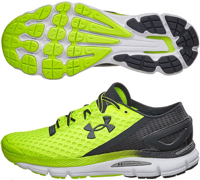 Under Armour SpeedForm Gemini 2 for men in the UK: price offers ...